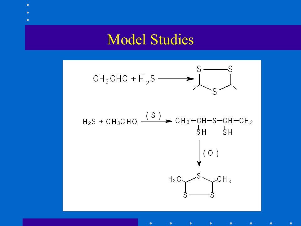 Model Studies