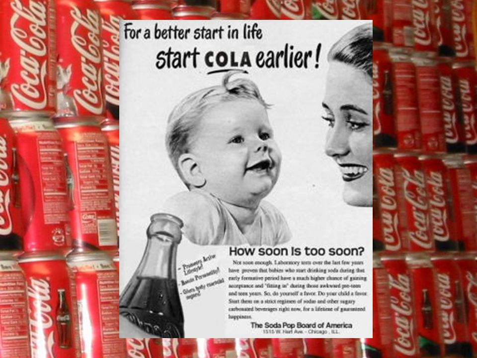 -This is a soda advertisement from many decades ago