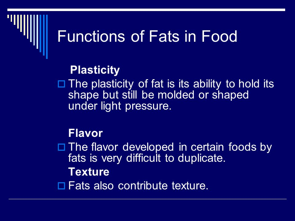 Understanding Food Chapter 10: Fats and Oils. - ppt video ...