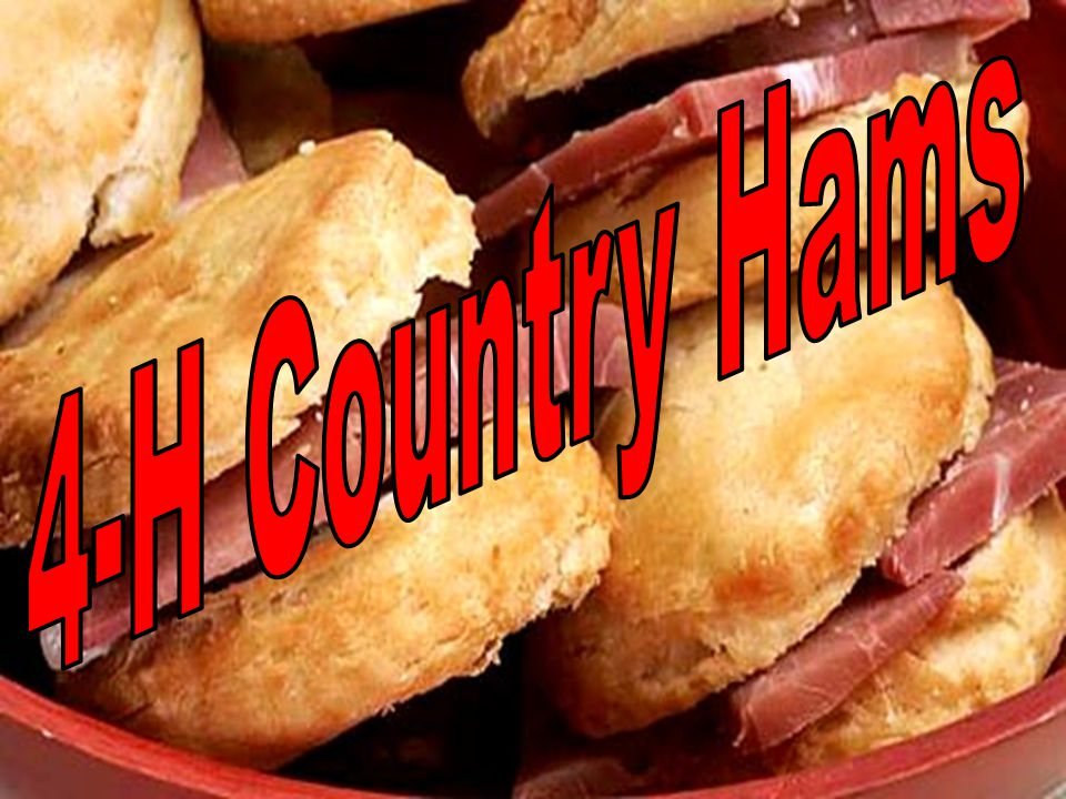4-H Country Hams