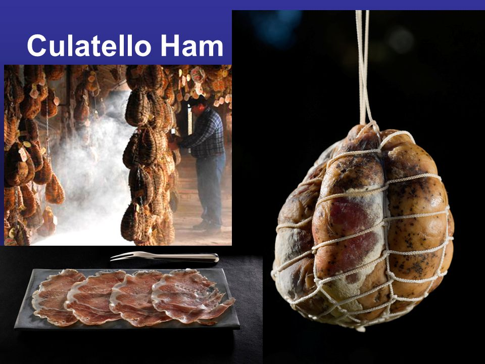 Culatello Ham