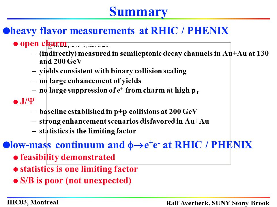 Summary heavy flavor measurements at RHIC / PHENIX