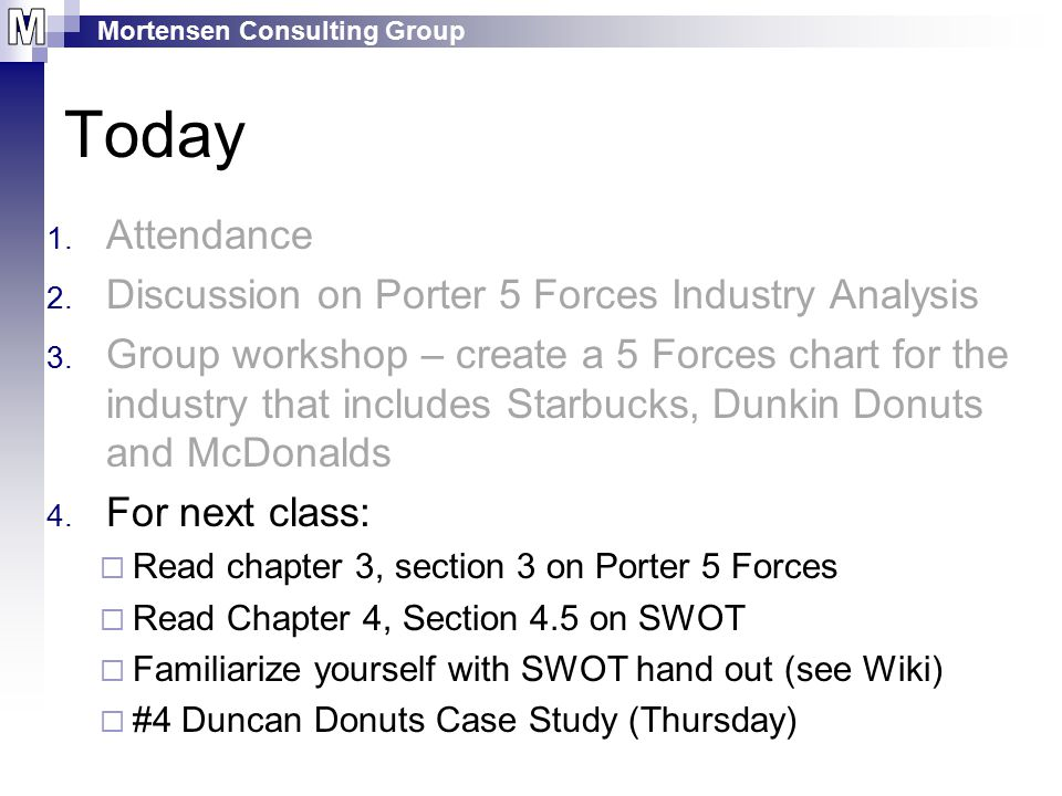 strategic planning case study dunkin donuts Within our 'white paper' section you'll find advice on application development,  tips to further reduce fuel consumption, an overview of planning systems etc.
