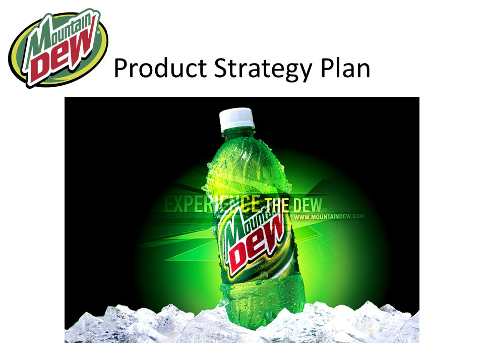 Product Strategy Plan