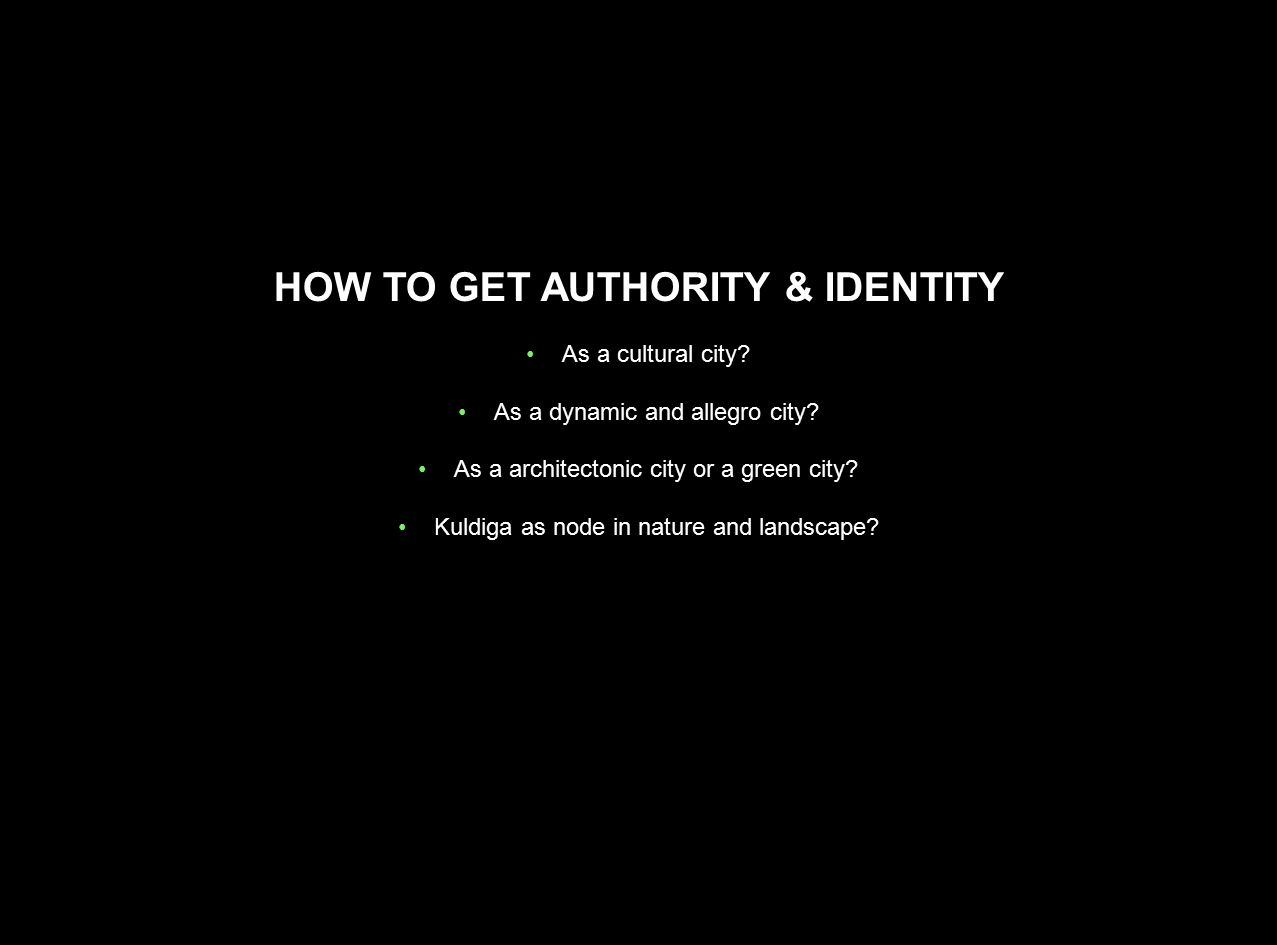 HOW TO GET AUTHORITY & IDENTITY