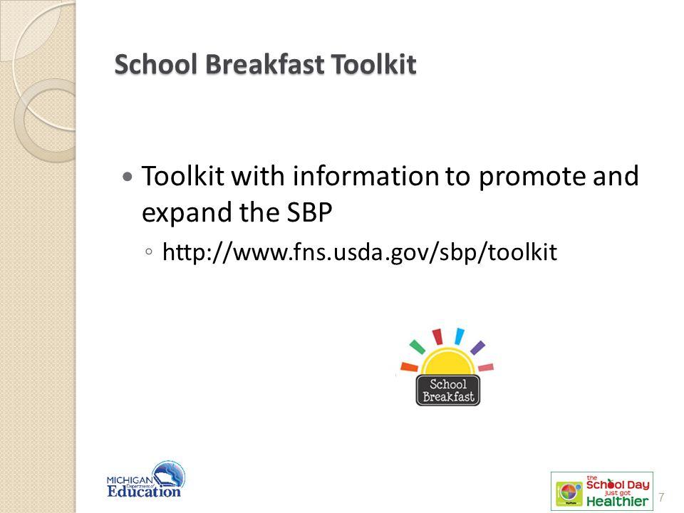 School Breakfast Toolkit
