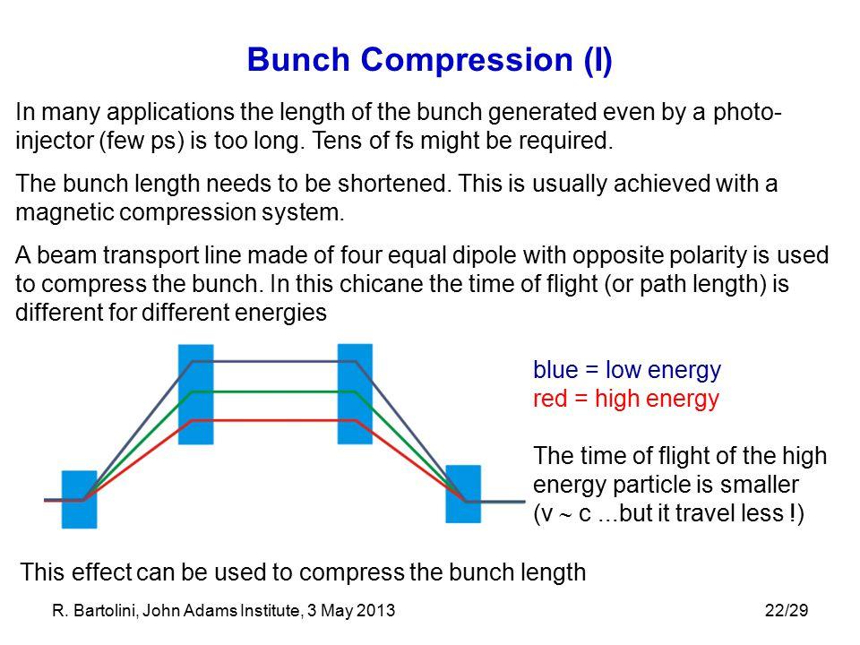 Bunch Compression (I)