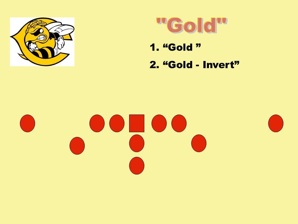 Gold 1. Gold 2. Gold - Invert