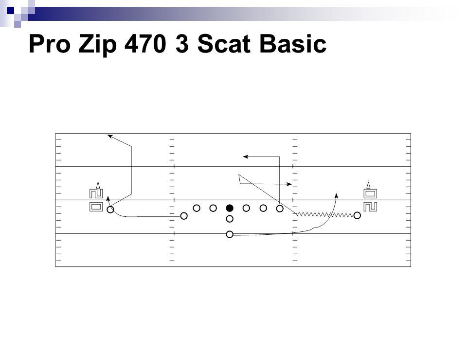 Pro Zip 470 3 Scat Basic