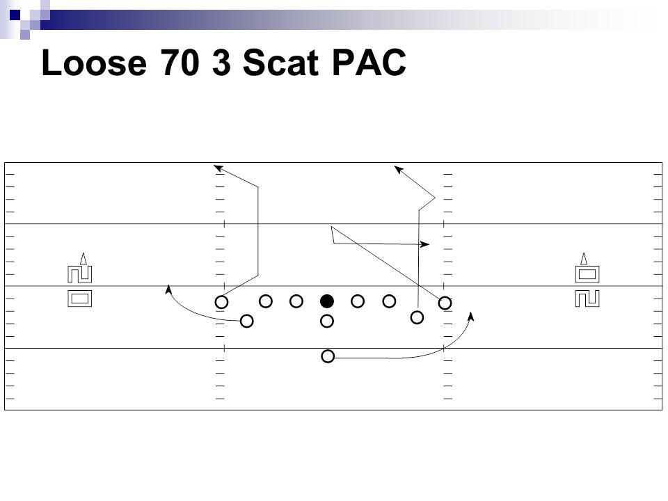 Loose 70 3 Scat PAC