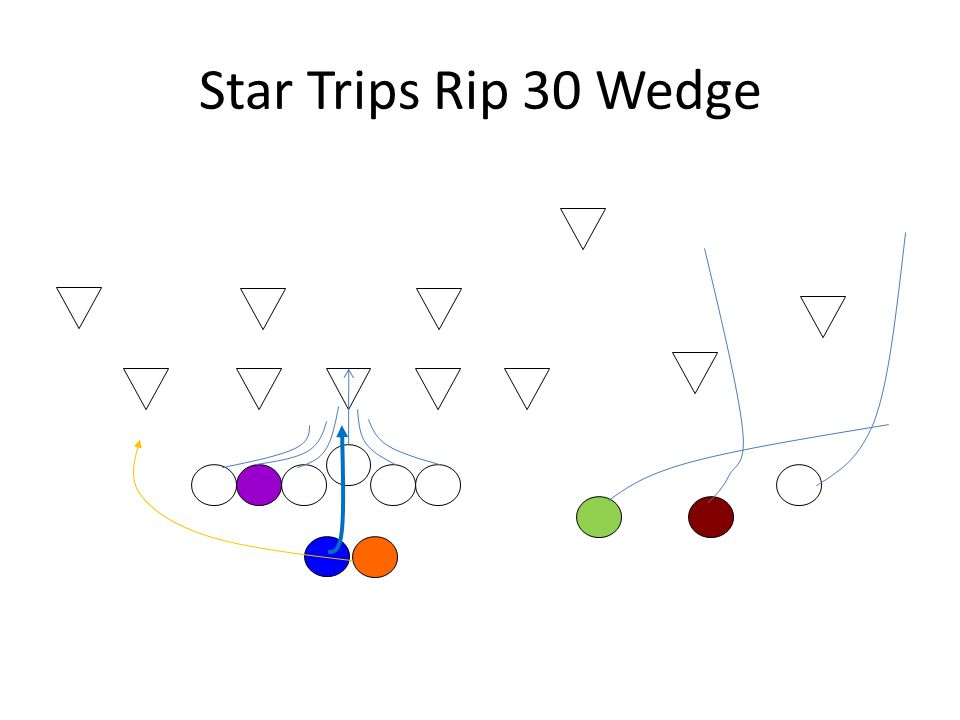 Star Trips Rip 30 Wedge