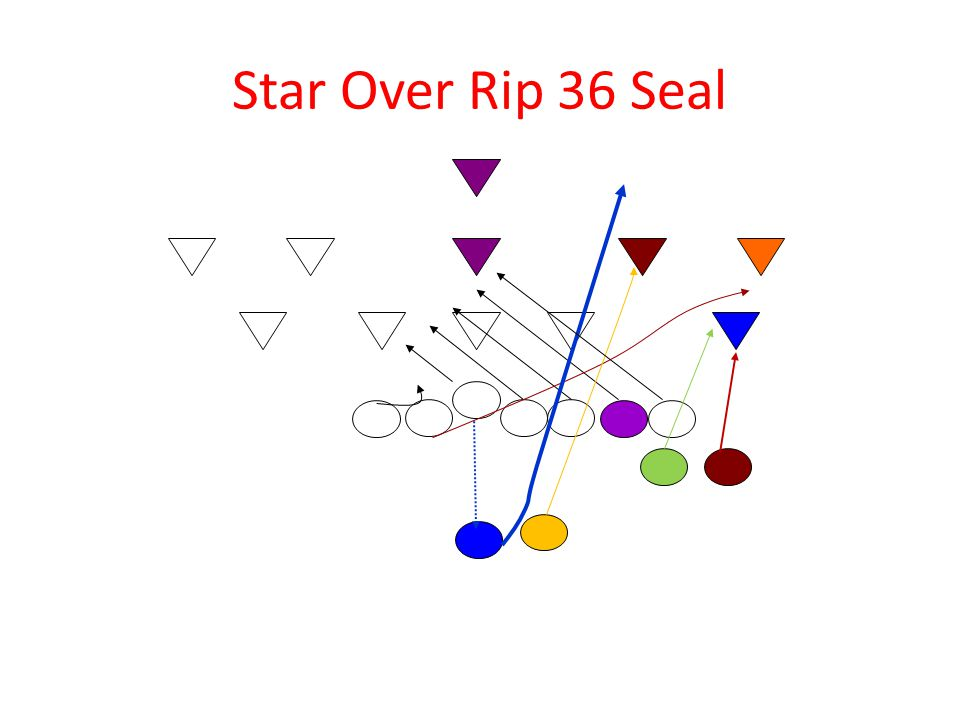 Star Over Rip 36 Seal