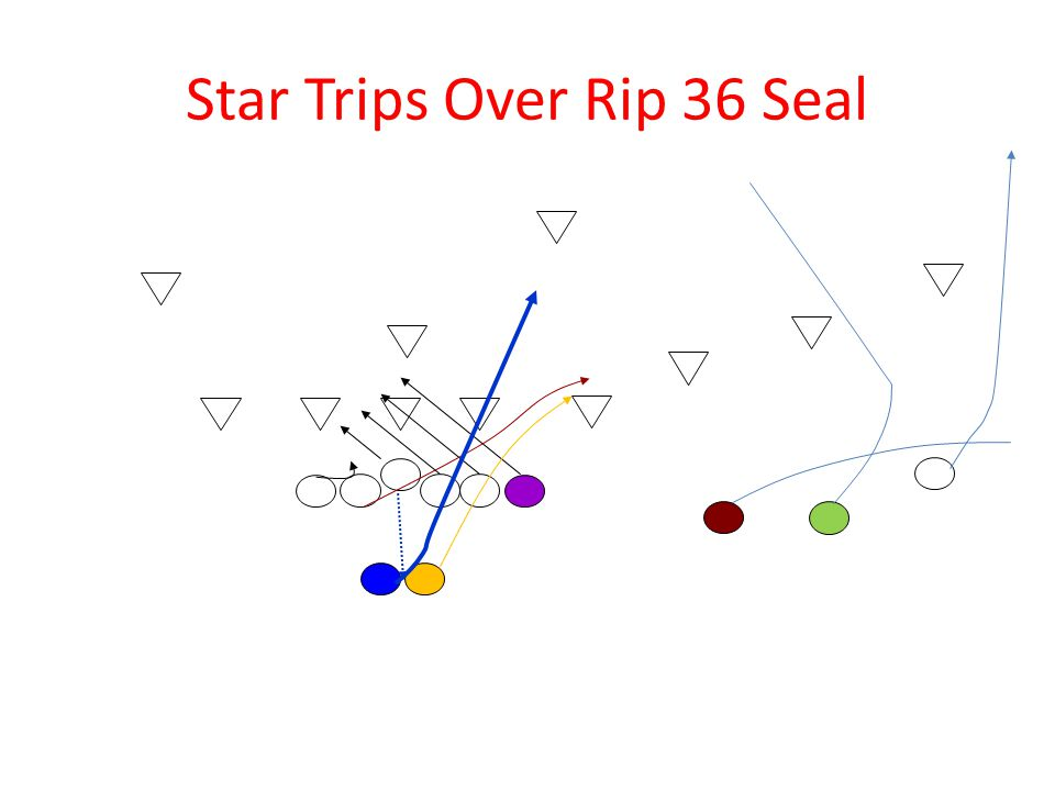 Star Trips Over Rip 36 Seal