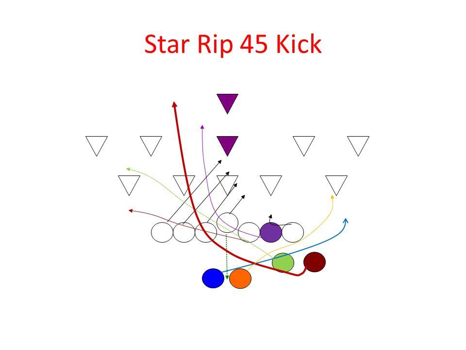 Star Rip 45 Kick