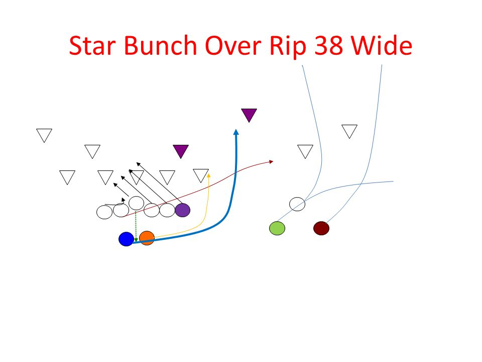 Star Bunch Over Rip 38 Wide