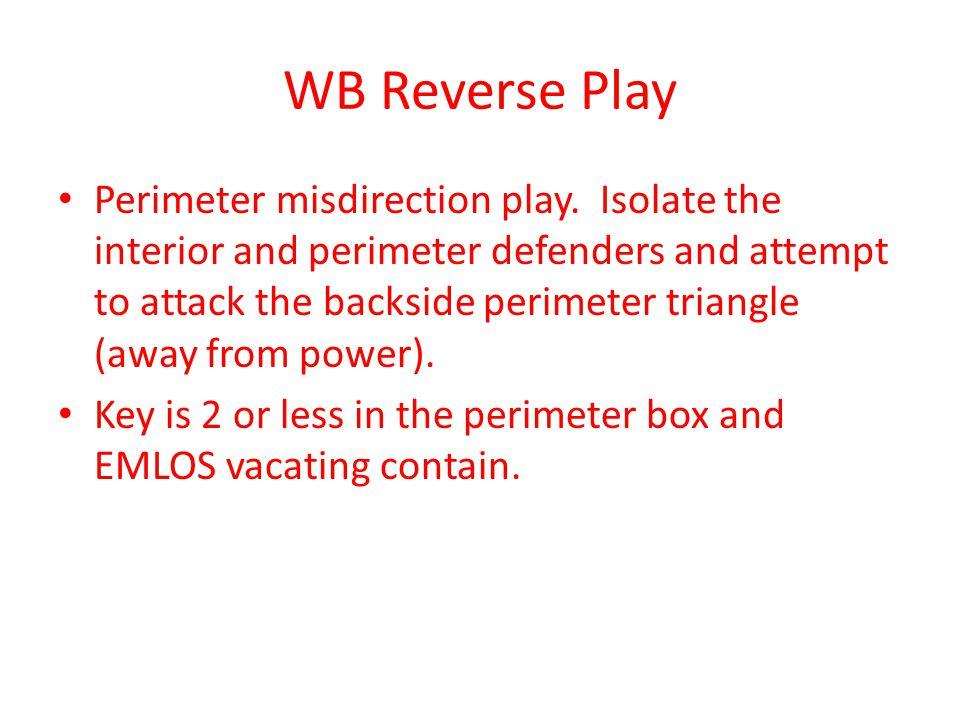 WB Reverse Play