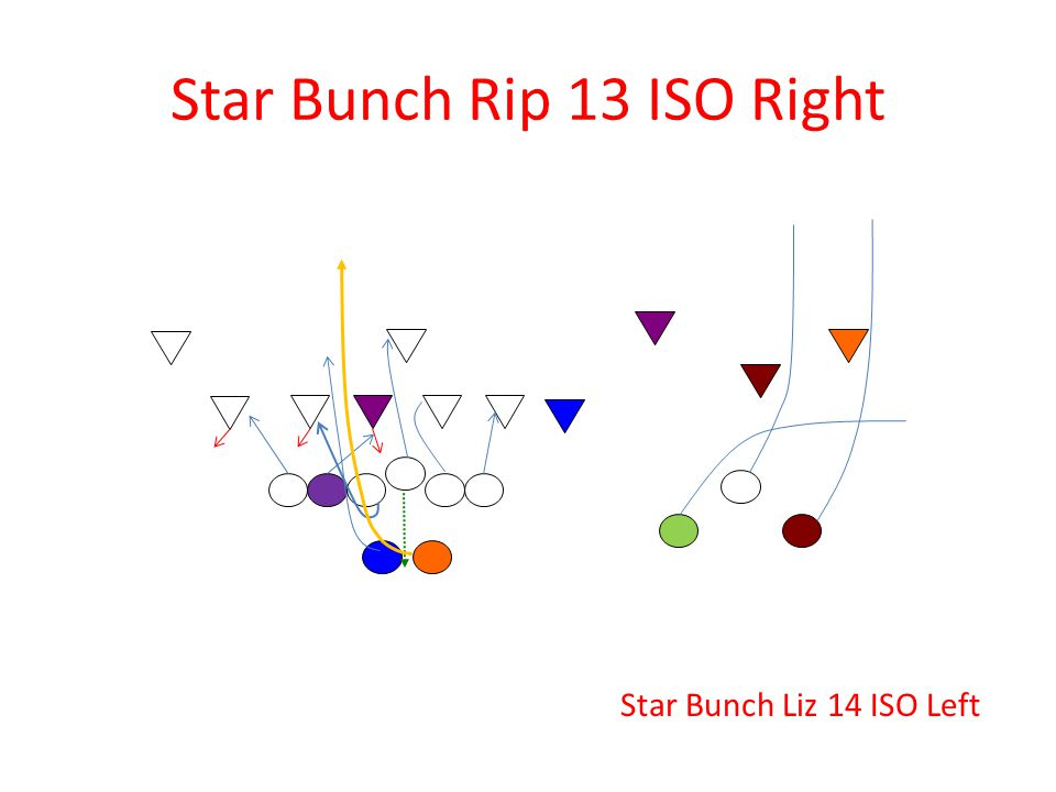 Star Bunch Rip 13 ISO Right