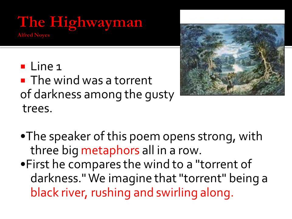 The Highwayman Alfred Noyes