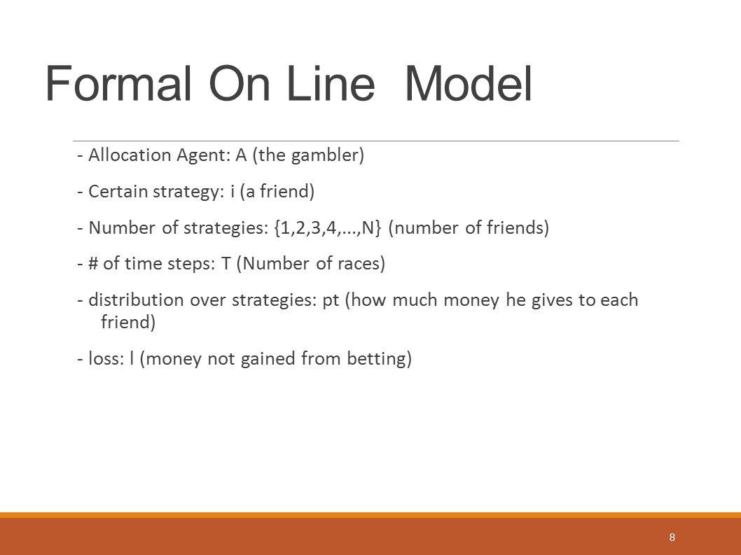 Formal On Line Model