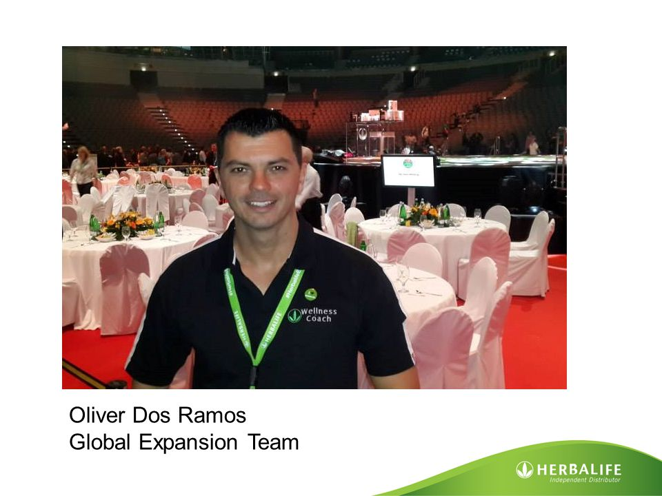 Oliver Dos Ramos Global Expansion Team