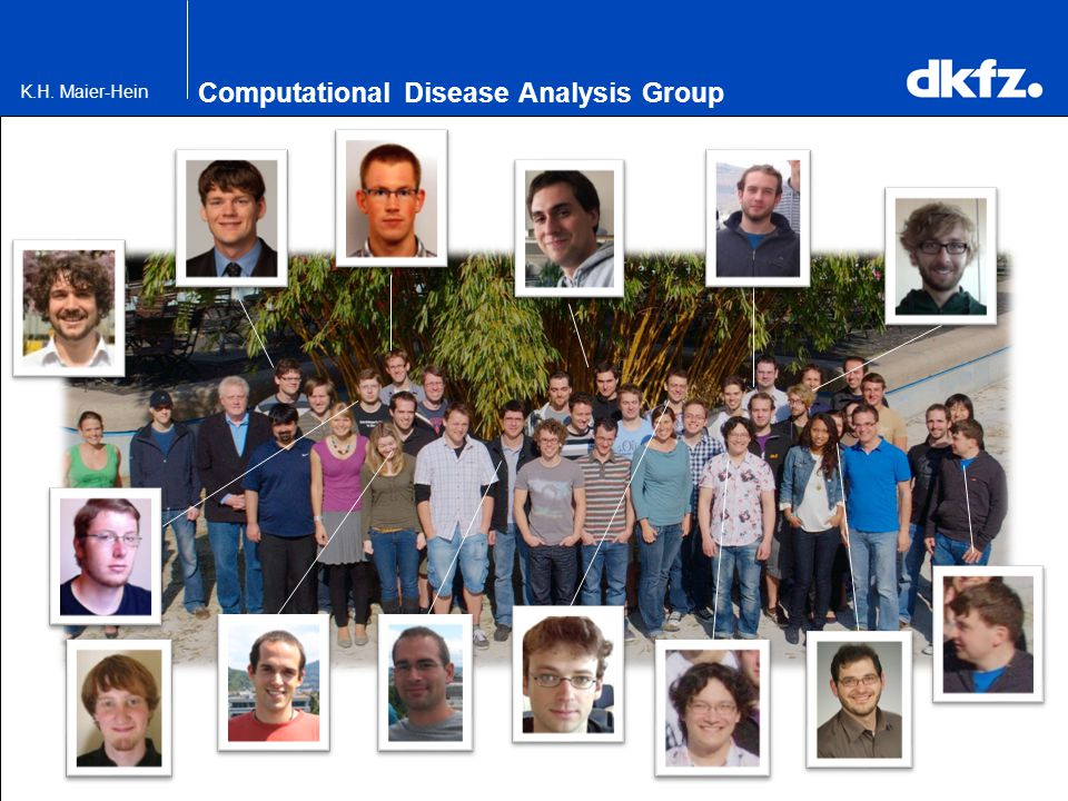 Computational Disease Analysis Group