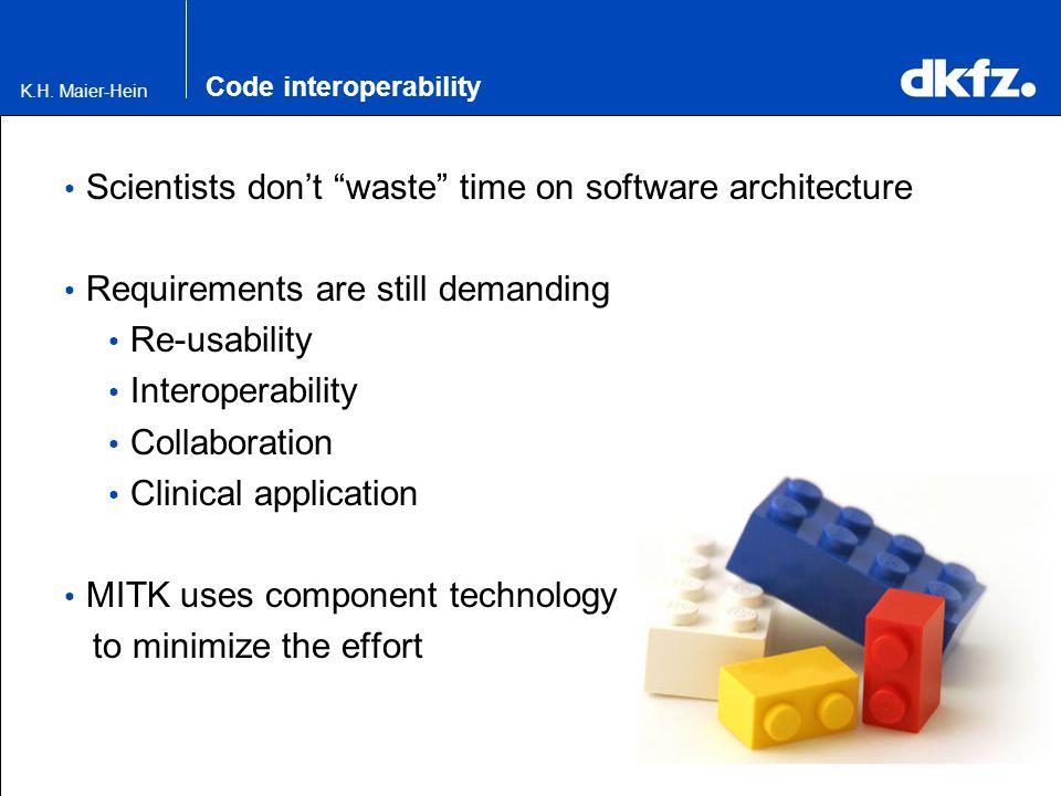 Code interoperability