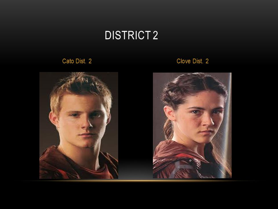 District 2 Cato Dist. 2 Clove Dist. 2