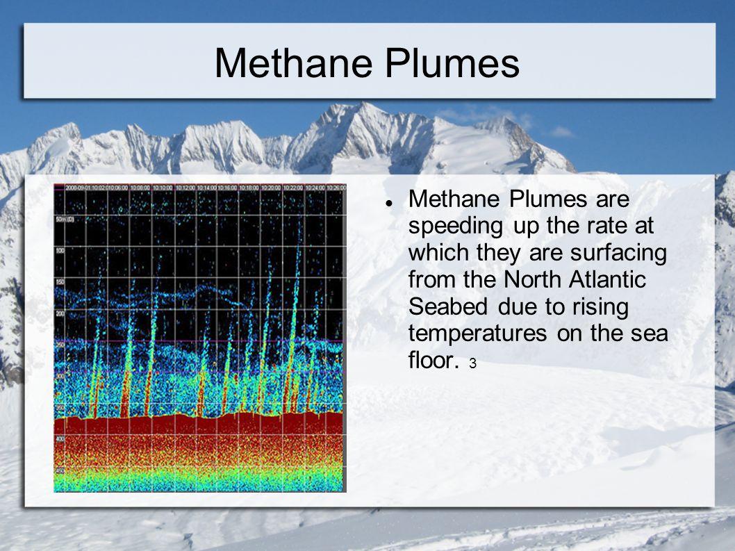 Methane Plumes