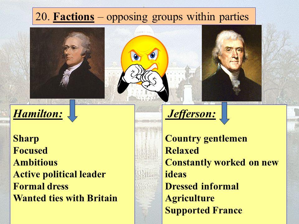 POLITICAL PARTIES DEVELOP SECTION 3