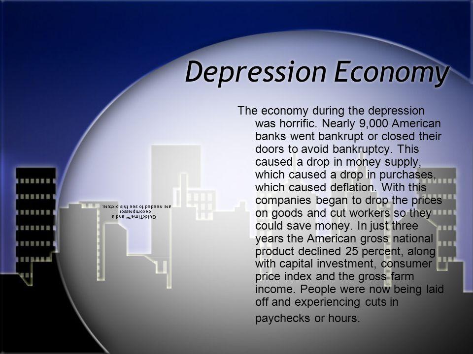 Depression Economy