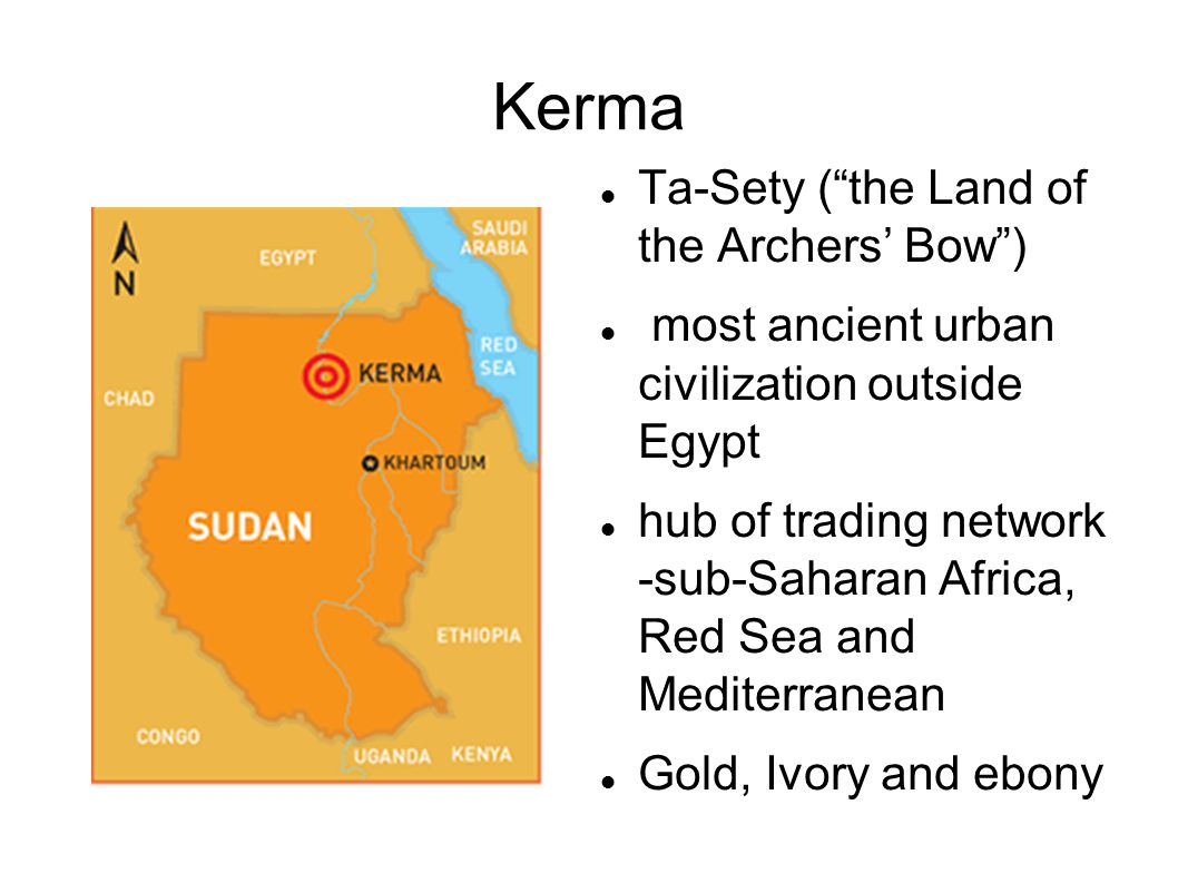 Kerma Ta-Sety ( the Land of the Archers' Bow )