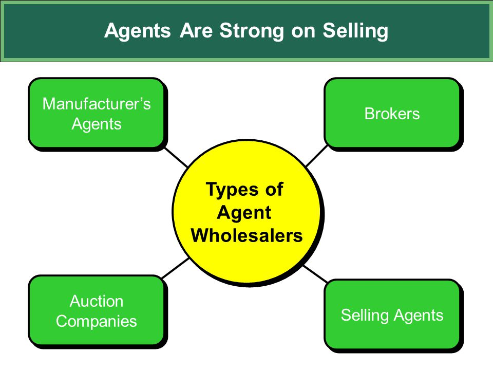 Agents Are Strong on Selling