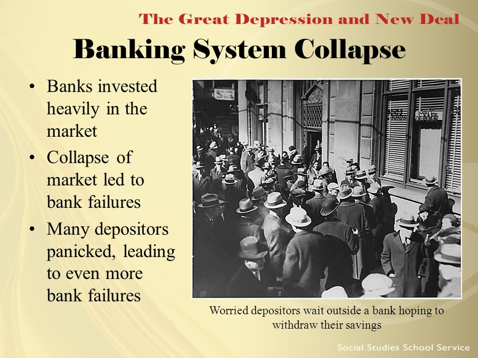 Banking System Collapse