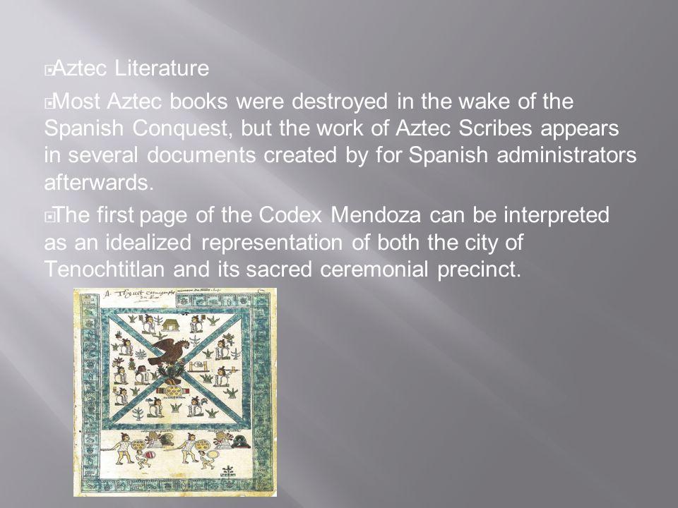 Aztec Literature