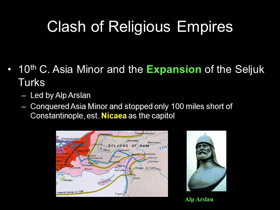 Clash of Religious Empires