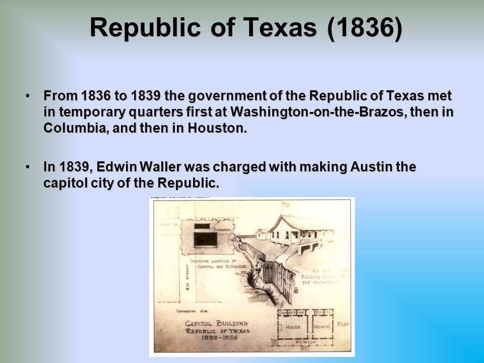 Republic of Texas (1836)