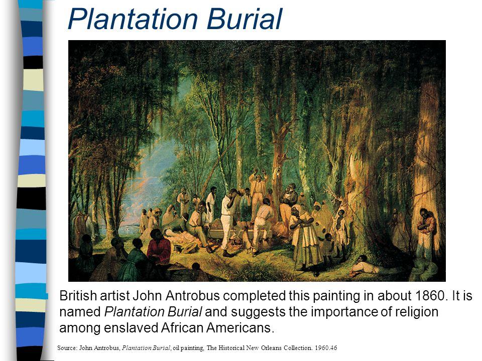 Plantation Burial