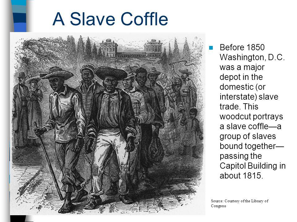 A Slave Coffle