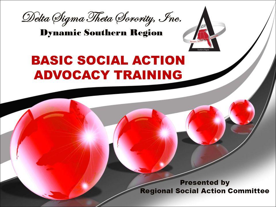 Delta Sigma Theta Sorority, Inc. Dynamic Southern Region