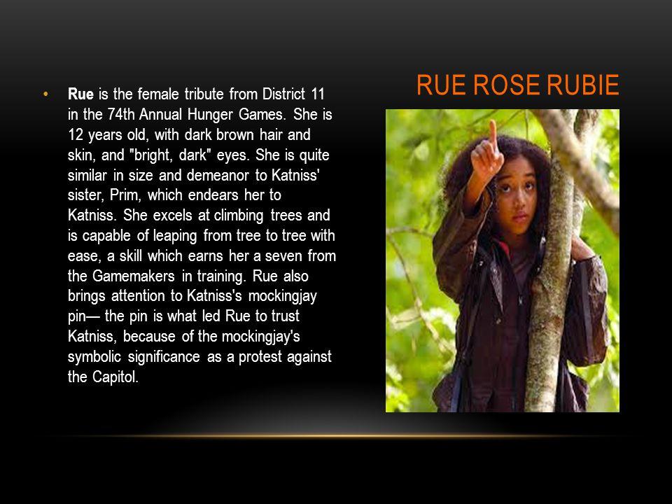Rue Rose Rubie