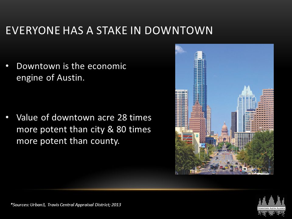 Everyone Has a Stake in Downtown