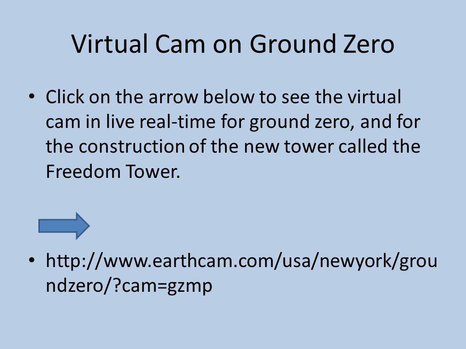Virtual Cam on Ground Zero
