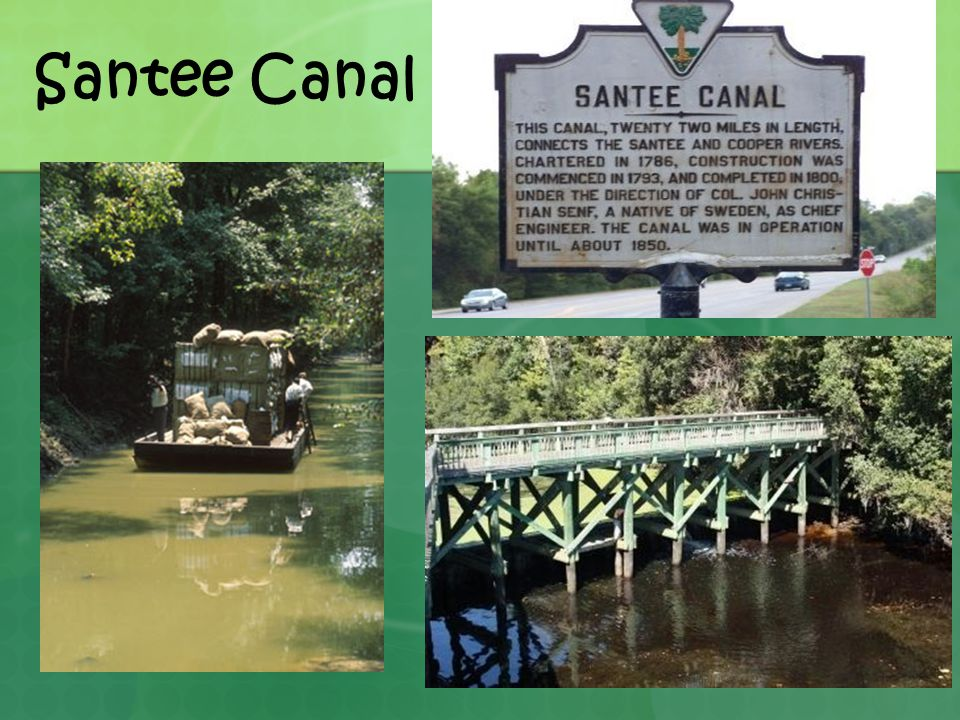 Santee Canal