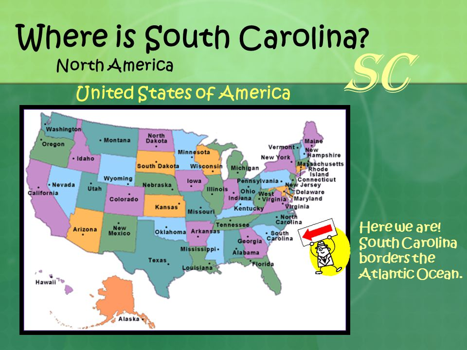 Where is South Carolina