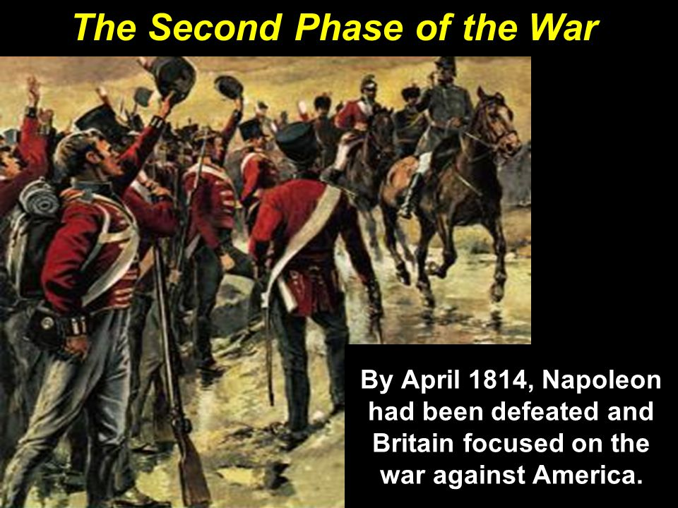 The Second Phase of the War