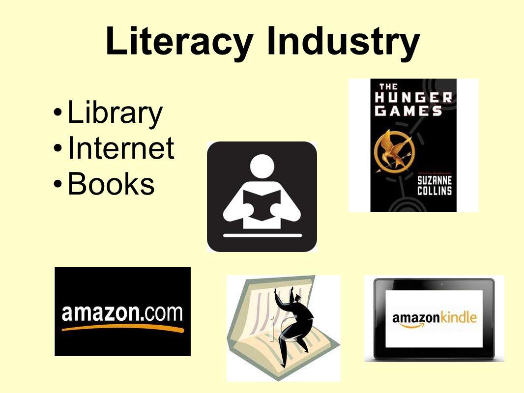 Library Internet Books