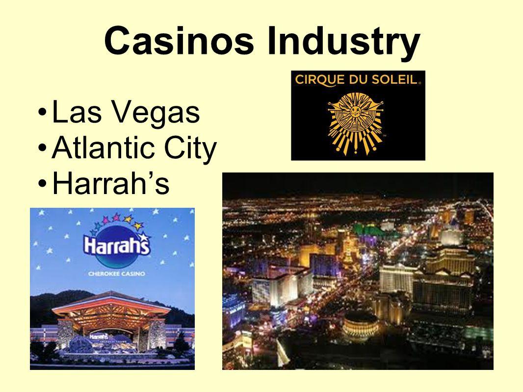 Las Vegas Atlantic City Harrah's
