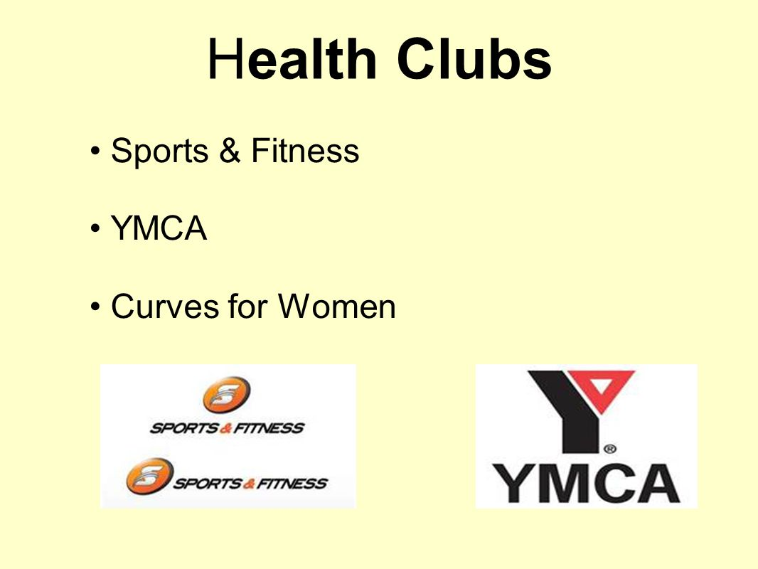 Sports & Fitness YMCA Curves for Women