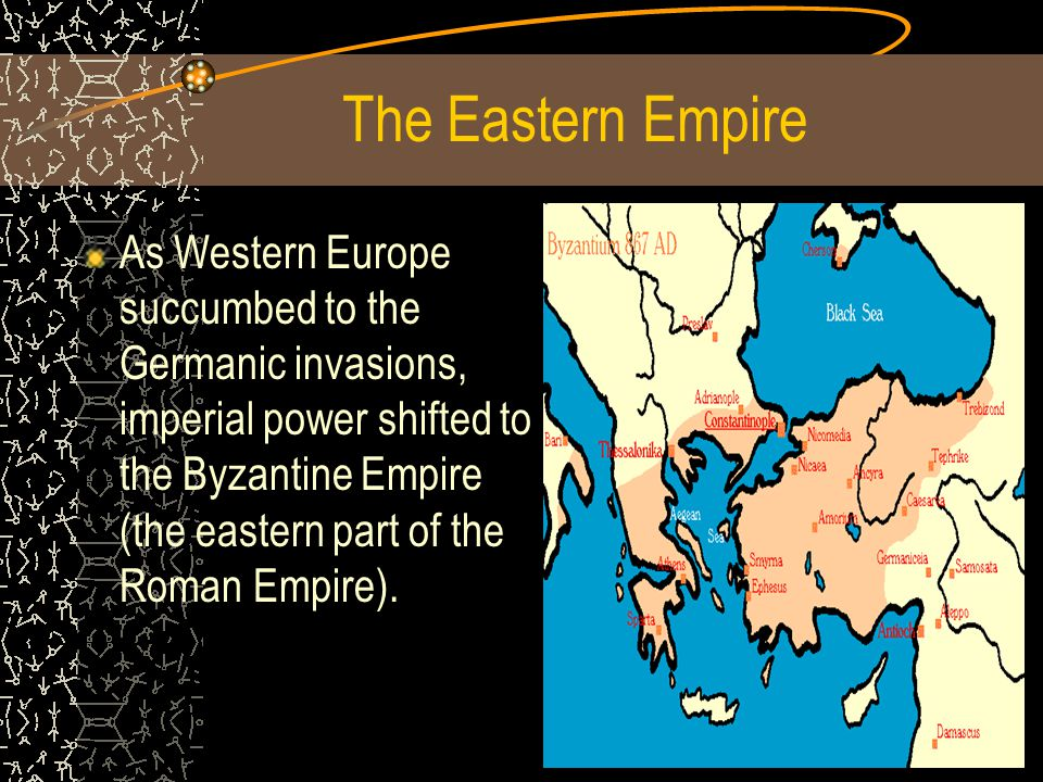The Eastern Empire