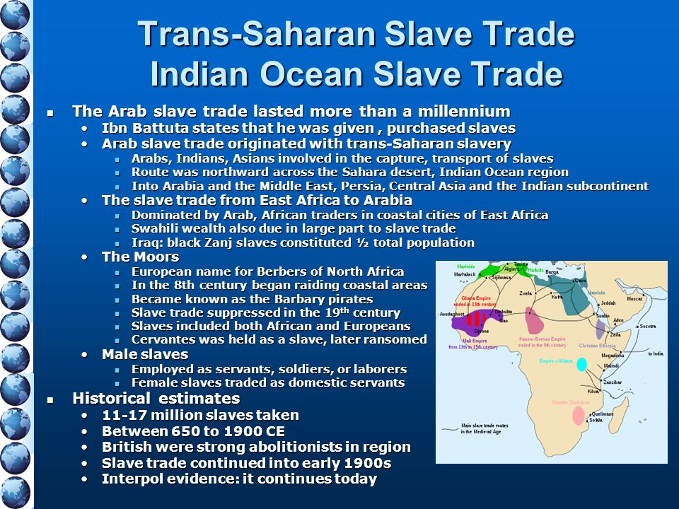 factor for the rise of trans atlantic slave trade History in focus the guide to  the atlantic slave trade was not merely an exotic off-shoot of  a growing proportion of africans were being trans-shipped.
